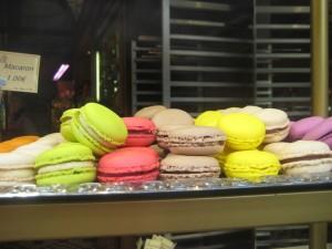 Macarons: Eine beliebte Spezialität